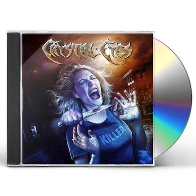 Crystal Eyes KILLER CD