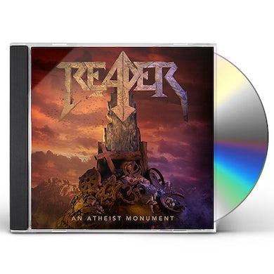 Reaper ATHEIST MONUMENT CD