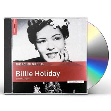 ROUGH GUIDE TO BILLIE HOLIDAY CD