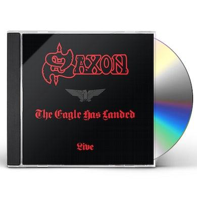 Saxon EAGLE HAS LANDED (LIVE) - 1999 REMASTER CD