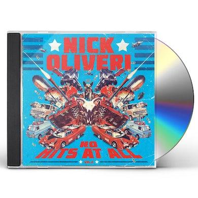 Nick Oliveri N.O. HITS AT ALL 2 CD