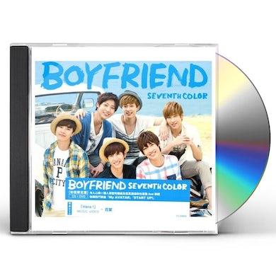 Boyfriend SEVENTH COLOR CD