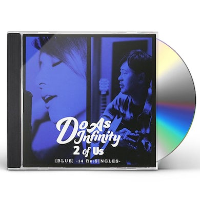 2 OF US  - 14 RE:SINGLES: DELUXE EDITION CD - Blue Vinyl