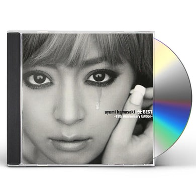 Ayumi Hamasaki BEST: 15TH ANNIVERSARY EDITION - DELUXE EDITION CD