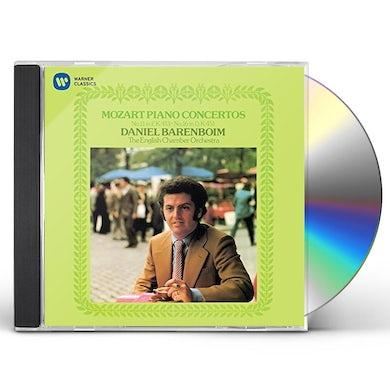 Daniel Barenboim MOZART: PIANO CONCERTOS NOS. 16 & 11 CD