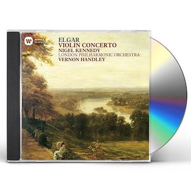 Nigel Kennedy ELGAR: VIOLIN CONCERTO INTRODUCITON CD
