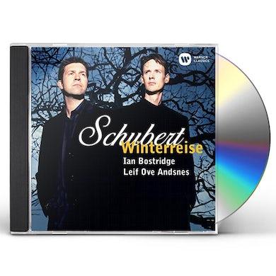 Ian Bostridge SCHUBERT: WINTERREISE CD