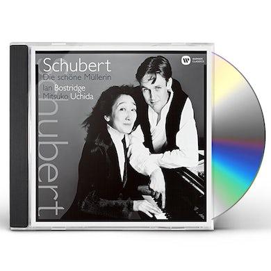 Ian Bostridge SCHUBERT: DIE SCHONE MULLERIN CD