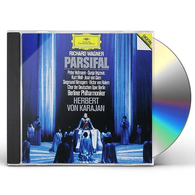 Herbert Von Karajan  WAGNER: PARSIFAL (EXCERPT) CD