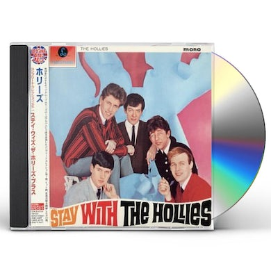 The Hollies STAY WITH PLUS CD