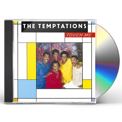 The Temptations TOUCH ME CD