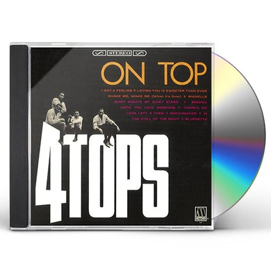 FOUR TOPS ON TOP CD