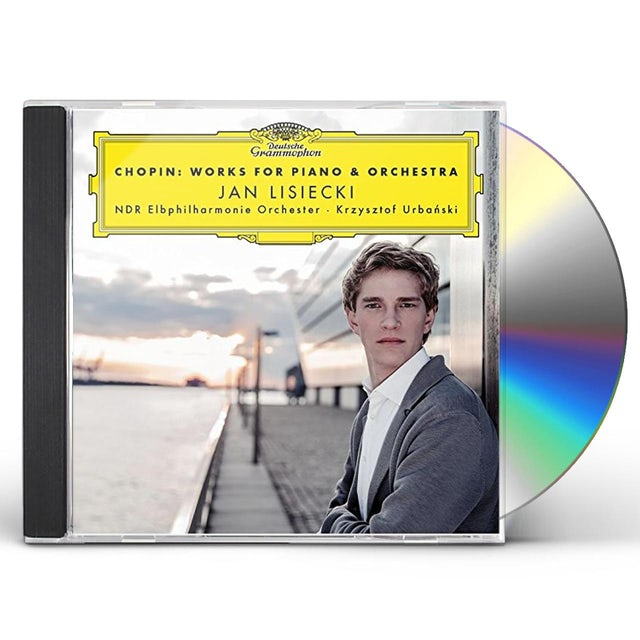CHOPIN: WORKS FOR PIANO & ORCHESTRA CD