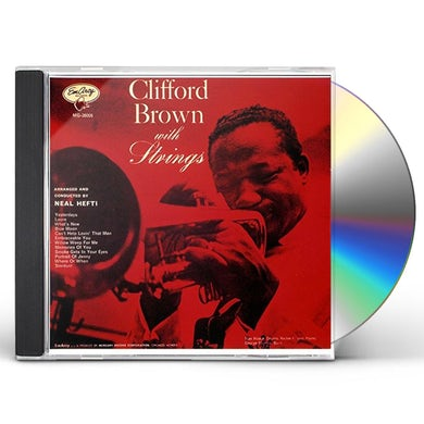 CLIFFORD BROWN WITH STRINGS CD
