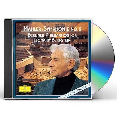 Mahler / Leonard Bernstein MAHLER: SYMPHONY 9 CD