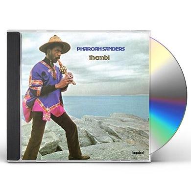 Pharoah Sanders THEMBI CD