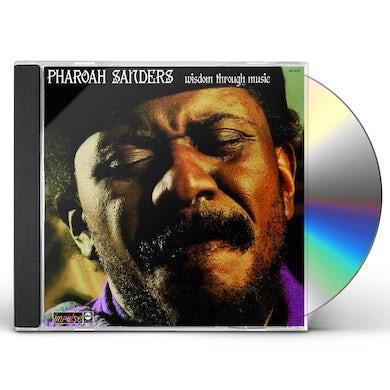 Pharoah Sanders WISDOM THROUGH MUSIC CD