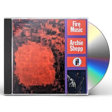 Archie Shepp FIRE MUSIC CD