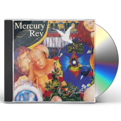 Mercury Rev ALL IS DREAM CD
