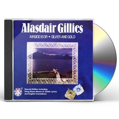 Alasdair Gillies AIRGOLD IS OR CD