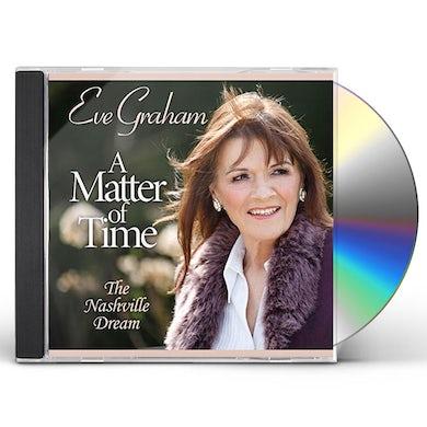 Eve Graham MATTER OF TIME CD