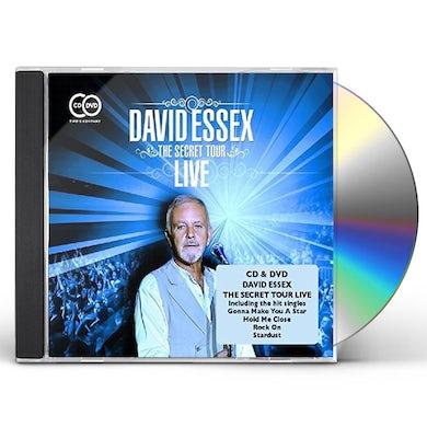David Essex SECRET TOUR: LIVE CD