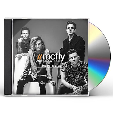 McFly ANTHOLOGY TOUR (THE HITS) CD
