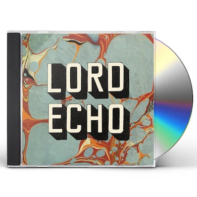 Lord Echo HARMONIES CD