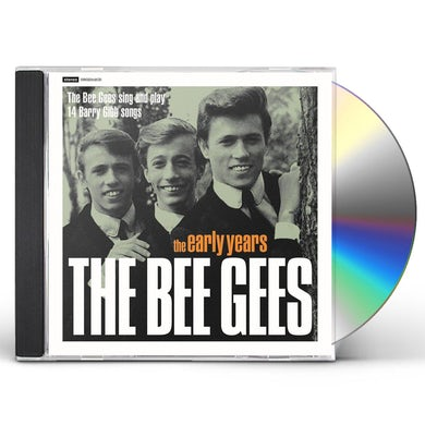 Bee Gees EARLY YEARS CD