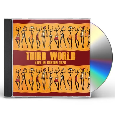 Third World LIVE IN BOSTON CD