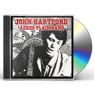 John Hartford AEREO PLAIN CD