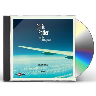 Chris Potter & DR Big Band TRANSATLANTIC CD