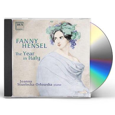 Fanny YEAR IN ITALY CD