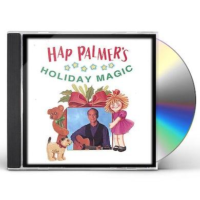Hap Palmer HOLIDAY MAGIC CD