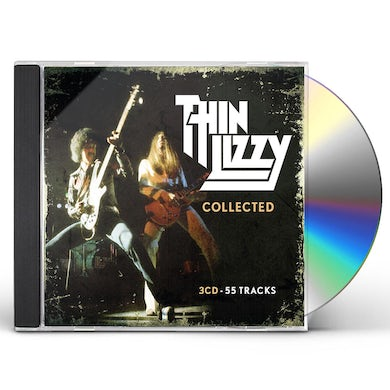 Thin Lizzy COLLECTED CD