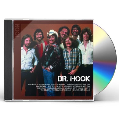 Dr Hook ICON CD