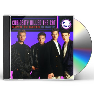 Curiosity Killed The Cat DOWN TO EARTH THE COLLECTION CD