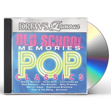 Drew's Famous OLD SCHOOL MEMORIES - POP CLASSICS CD