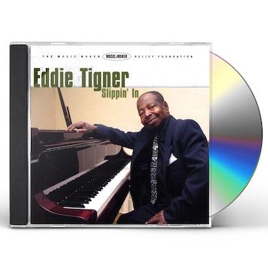 Eddie Tigner SLIPPIN IN CD