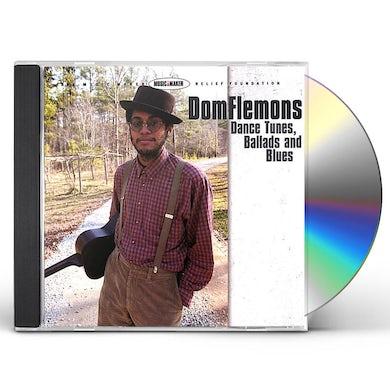Dom Flemons DANCE TUNES BALLADS & BLUES CD