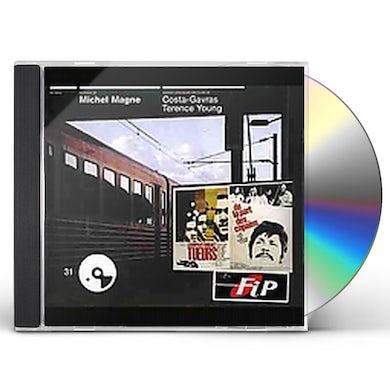 Michel Magne CAMPARTIMENT TUEURS / DE LA PART DE LEUR COPAINS CD