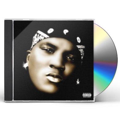 Jeezy TM104: THE LEGEND OF THE SNOWMAN CD