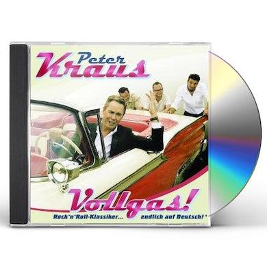 Peter Kraus VOLLGAS CD