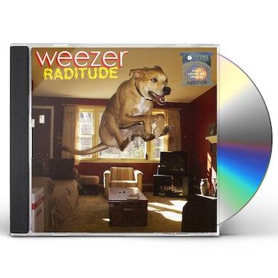 Weezer  RADITUDE-DELUXE EDITION CD