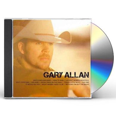 Gary Allan ICON CD