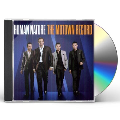 Human Nature MOTOWN RECORD CD