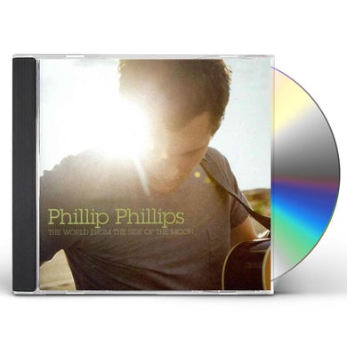Phillip Phillips WORLD FROM THE SIDE OF THE MOON CD