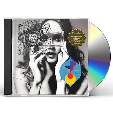 Vanessa Paradis LOVE SONGS-EDITION NOEL CD
