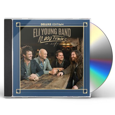 Eli Young Band 10 0000 TOWNS CD