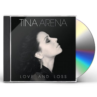 Tina Arena LOVE & LOSS CD